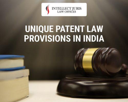 Unique-Patent-Law-Provisions-in-India