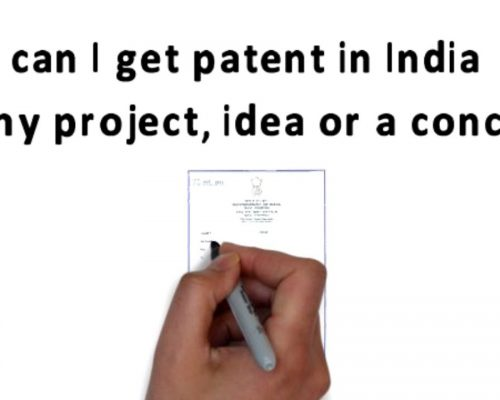 Can ideas be patented in India