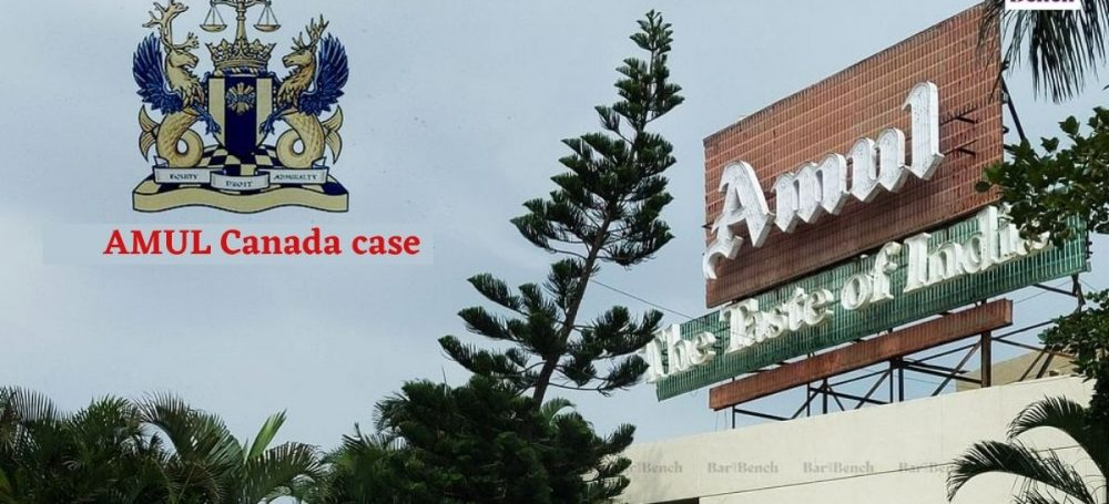 AMUL-Canada-case